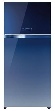 608公升玻璃鏡面變頻電冰箱 - TOSHIBA  漸層藍GR-WG66TDZ(GG)  | 變頻 | 冰箱  | 東芝 | 原廠保固 | 公司貨 |