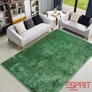 【山德力】ESPRIT home Lakeside系列地毯 ESP-3303-17 200X300cm(長毛 綠色 春天 地毯   生活美學)