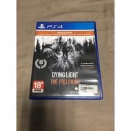 PS4 垂死之光加強版 (可更新中文) 台中可面交