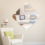 Mirror Acrylic Soft Mirror Mirror Mirror Wall Stickers Self Adhesive Mirror