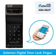 Gateman Digital Door Lock Finger Print Door Lock  gateman Fingus