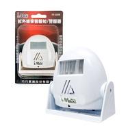 iMAX CH-LUX08 紅外線來客報知器/警報器
