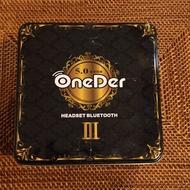 Oneder 幻達 w12藍牙耳機