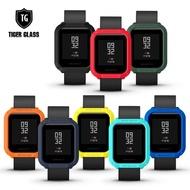 【T.G】Amazfit 米動手錶青春版 Lite 運動款全包覆保護殼-8色(米動專用保護殼 手錶殼 運動版錶殼)