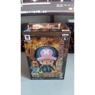 海賊王 DXF 黃金城 喬巴 日版金證