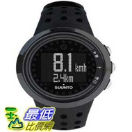 [美國直購 ShopUSA] Suunto 手錶 M5 All Black SS018260000 Heart Rate Monitor with Movestick $6457