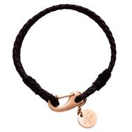 Theodora's 希奧朵拉雙層皮繩真皮手環
