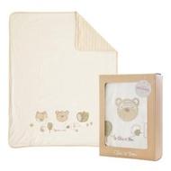 【奇哥】有機棉四季被禮盒(75x100cm)