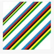 Bike Stickers Bicycle Reflective Strips Stickers