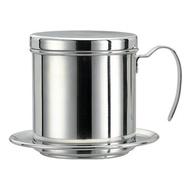 🌟現貨附發票🌟TIAMO 不鏽鋼越南咖啡濾器 越南壺 滴漏式咖啡 HG2686 越南濾杯 法國壓濾壺 越南咖啡滴漏壼
