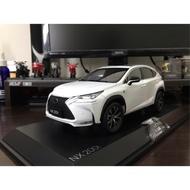 【E.M.C】1:18 1/18 原廠 凌志 Lexus NX200 NX200T 模型車 新包裝含底座