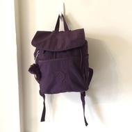 二手比利時 kipling 猴子 束口袋後背包 水桶包