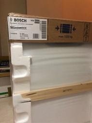 領券再折 實體店面 BOSCH獨立式洗碗機SMS45IW00X
