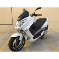 【幽浮二手機車】AEON Elite 250 菁英250 白色 2011年【999元牽車專案開跑 】