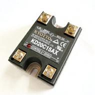 KD20C15AX 24~280VAC 15A KYOTTO固態繼電器 (含稅)【佑齊企業 iCmore】