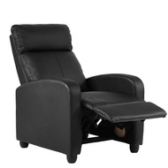 BestMassage Recliner Accent Club Chair Single Sofa Couch with Footrest