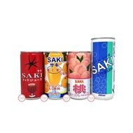 韓國 SAKI 果汁禮盒 飲料 果汁(無鹽番茄汁/清涼脫脂乳/水蜜桃果汁/橘子果汁)