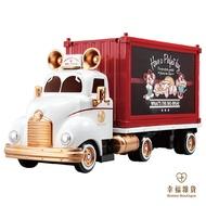 現貨 TOMICA 多美 迪士尼 10週年貨櫃收納車 十週年 米奇 Dream Carry 日本原裝 正品 附小車 男友 女友 情人節【Bonne Boutique幸福雜貨】