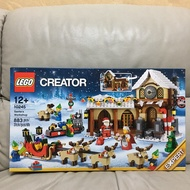 樂高 LEGO 10245 CREATOR 系列 聖誕老人工作室 Santa's Workshop