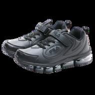 (B7) FILA KIDS 中童鞋 MD 兒童 氣墊慢跑鞋  3-J814U-000 黑 [陽光樂活]