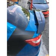 (free pos) Car Spoiler bezza Universe-GT Style tidak tebuk body bezza spoiler perodua BODYKIT MURAH BETONG BODYKIT
