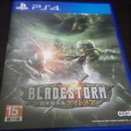 PS4 長劍風暴 百年戰爭&夢魘 日文版