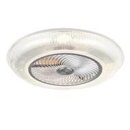 【特力屋】20吋循環吊扇附40W LED吸頂燈-琥珀
