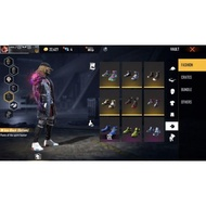 free fire account for sale
