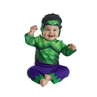 Baby Hulk Infant / Toddler Costume (party birthday)