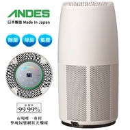 日本 ANDES Bio Micron 空氣清淨機 固態光觸媒 BM-H777AT 適用~21坪