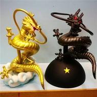 七龍珠天下武道會青銅金神龍尹克龍盒裝手工模型裝飾