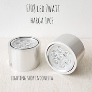 F708 7w Epistar Fuchicom Led Downlight