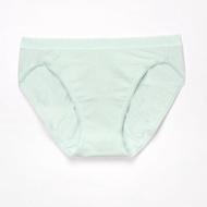 【華歌爾】新伴蒂內褲M-LL超低腰三角款(淺水藍)