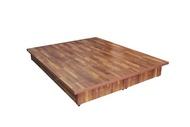 【九日木作】訂做6*7尺雙人特大台製超厚六分木心板床底/床架