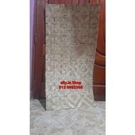 Dinding / Siling Buluh / Anyaman Buluh