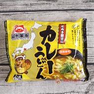 【0216零食會社】日本山本製粉_咖哩烏龍麵360g_2入