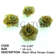 Wire Mesh Wire Flower