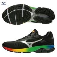 美津濃 MIZUNO 2019 大阪馬拉松 紀念款 WAVE RIDER23 OSAKA 慢跑鞋 馬拉松鞋