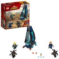 🇯🇵🔱 LEGO-復仇者系列 護衛運輸艦的逆襲 76101