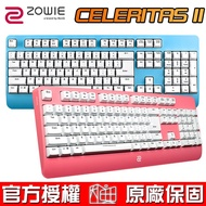 ZOWIE 卓威 BENQ CELERITAS II DIVINA 光軸 英文版 機械式鍵盤 電競比賽專用