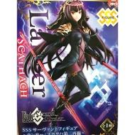 🌹日版 Fate/Grand Order 師匠 斯卡薩哈 第三在臨 FGO 日本正版 公仔 景品 斯卡哈 槍職