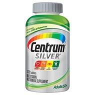 銀寶善存 Centrum Silver 50+      325粒  保存期限 : 2022/01