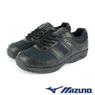 【MIZUNO】戶外健走GORE-TEX 防水式樣WAVE OD100 GTX7寬楦健走鞋-黑色/男-原價4280元