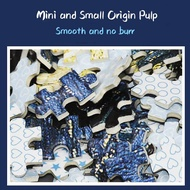 Jigsaw Mini Puzzle 1000 Pcs Adult Puzzles Montessori Jig Saw Mural Toys 拼图 拼圖 1000 片风景 Kids Educatioanl Intelligent Birt