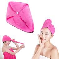 AUkEy Storel ใหม่ที่เป็นประโยชน์ Universal Magic ผ้าขนหนูแห้งผมหมวกอบไอน้ำอุปกรณ์เสริม