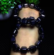 日本正品 鈦赫茲 魔方手珠 太赫茲 手鍊 手串 可融冰 舒壓能量