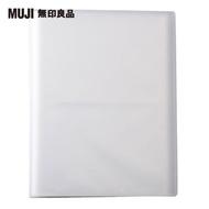 【MUJI 無印良品】PP高透明相本/3×5吋.2段.136張用