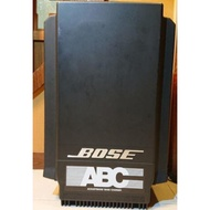 二手BOSE ABC AM-01 ii Acoustimass Bass Charger 主動式超重低音喇叭