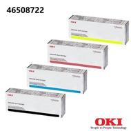 【OKI_MC363 原廠紅色碳粉】46508722(OKI原廠紅色碳粉匣)