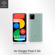 Metal-Slim Google Pixel 5 (5G) 軍規 防撞氣墊TPU 手機保護套 6吋